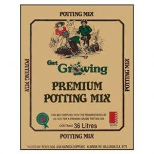 Get Growing Potting Mix