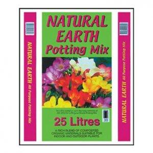 Natural Earth Potting Mix